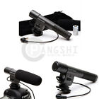 SG-108 DV Stereo Microphone for Canon EOS 7D 5DII 550D 60D 600D Rebel T3i T2i