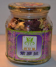 100% Natutal Dried Violets Premium Loose Flower Tea 紫罗兰 - US Seller