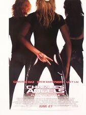 CHARLIE'S ANGELS : FULL THROTTLE - 2003 - SS Mini movie poster - 11 x 17