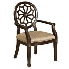 Powell Spider Web Back Accent Chair 235-620 Accent Chair NEW