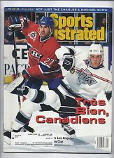 1993 Sports Illustrated Magazine June 11th  Stanley Cup Finals Kings Canadiens