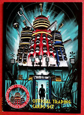 DR WHO AND THE DALEKS - Card #1 - Header Card - Unstoppable Cards 2014