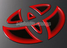 3D Toyota Steering Wheel Badge Emblem Logo Sticker Camry HiAce Rav4 Prado 86