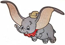 "Disney's Dumbo Character 3 1/4"" Tall Embroidered Patch"