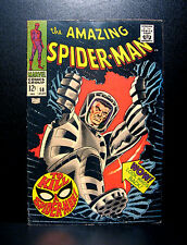 COMICS: Marvel: Amazing Spiderman #58 (1968), 1st Spider-Slayer Mark 2 app