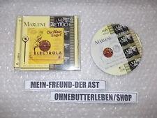 CD Schlager Marlene Dietrich - Denn das ist meine Welt (21 Song) MAZUR MEDIA