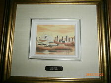 Gabrielle Fortin 50th Anniversary Greater Montreal Hotels Association Painting