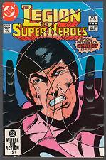 Legion of Super-Heroes 297 March 1983 DC Comics