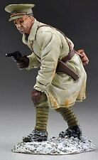 THOMAS GUNN WW1 BRITISH GW033B OFFICER IN TRENCH COAT WINTER MIB