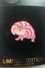 Disney Shopping Cheshire Cat Favorite Series Pin New On Card