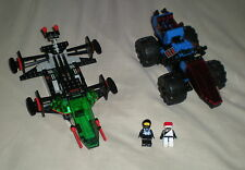 LEGO Vintage Space Police - Spy Trak 1 (6895) & Rebel Hunter (6897)
