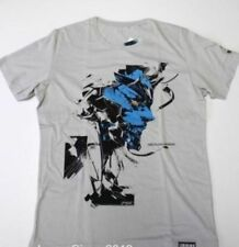 METAL GEAR SOLID RISING REVENGEANCE 2013 KONAMI T-SHIRT Large JAPAN SNAKE A3
