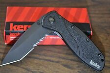 TANTO BLUR TACTACIAL  KNIFE KERSHAW 1670TBLKST  MADE IN USA