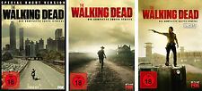 WVG  11 DVDs * THE WALKING DEAD - SEASON / STAFFEL 1 - 3 IM SET # NEU OVP