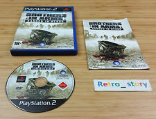 PS2 Brothers In Arms Earned In Blood PAL