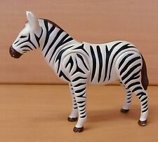 PLAYMOBIL ZEBRE ANIMAL SAVANE ZOO **L@@K**
