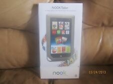 Brand New Barnes & Noble NOOK Tablet 16GB, Wi-Fi, 7in - Grey