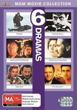 6 Movie Drama Pack: Fargo/Mississippi Burning/Dead Man Walking/Rob Roy DVD