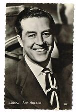 CPA RAY MILLAND LES CARBONES KORES