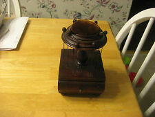 VERY NICE LATE 1800S EARLY 1900S VICTORIAN THREAD HOLDER WITH DRAWER FOR STORAGE