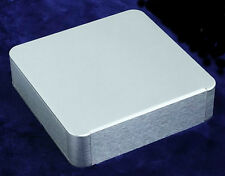 New round corners Aluminum amplifier Enclosure headphone DAC chassis preamp box