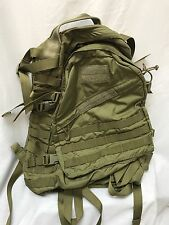 Eagle Industries MOLLE A-III 3 Day Assault Pack Khaki 500D Backpack Corder