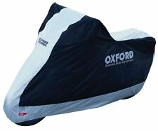 Oxford Aquatex CV204 Large Motorcycle cover Rain and Dust protection (OF926A)