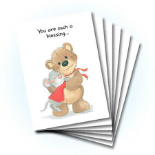 Suzy's Zoo Friendship Greeting Card 6-pack 10289