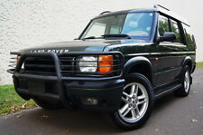 Land Rover : Discovery 4dr Wgn SE7