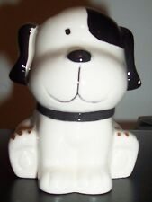New Ceramic Puppy/Dog/Doggie Bathroom Sink Toothbrush Holder Cute/Funny/Silly