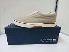 Sperry Top-Sider Men Halyard Laceless CVO SlipOn Boat Shoe Sz 10  481