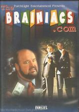 THE BRAINIACS.COM Feature Films for Families DVD Homeschool Character Study