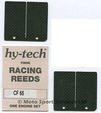 Hy-Tech Racing Reeds Carbon Fibre Suzuki RM 250 RM250 1993-1995 (CF65) RMX 250