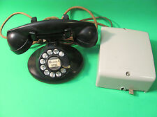 Vintage Bell System Antique Cradle D1 Telephone.