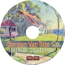 Gordon Van Tine Home Plans Collection {27 Catalogs} on DVD