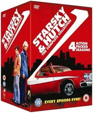 Starsky and Hutch Season 1+2+3+4 Complete TV Series 20xDVDs R4