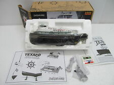 ENS70046 ERTL Collectible 2000 Millennium Texaco Fire Chief Tugboat Bank ,Metall