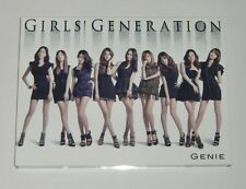 SNSD GIRLS' GENERATION GENIE JAPAN First Limited Edition CD+DVD
