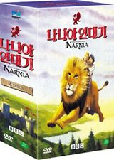 BBC C.S. Lewis: The Chronicles Of Narnia 4-DVD + Special Feature BOX SET *NEW