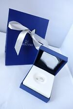 Genuine Swarovski Sparkle band  ring size 55 birthday Christmas 1791469 RP£79