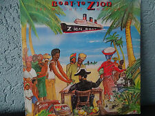The Mighty Maytones Boat To Zion Burning Sounds LP NM Reggae Roots