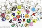 2 SHOPPING TROLLEY TOKEN TROLLIES £1 COIN KEYRING LOCKER TOKENS TROLLY KEYRING