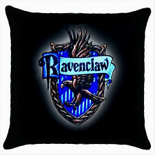 NEW HARRY POTTER RAVENCLAW HOGWARTS SCHOOL Cushion Cover Throw Pillow Case D05