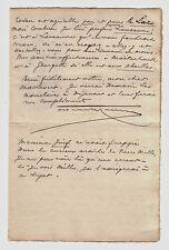 LAS Octave Uzanne bibliophile homme de lettres à Georges Maurevert 1913