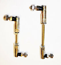 Corvair Carburetor Throttle Swivel Linkages - set of two