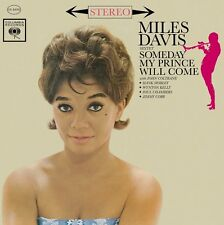 MILES DAVIS - SOMEDAY MY PRINCE WILL COME (STEREO) - NEW VINYL LP