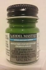 Testors Model Master Acrylic paint 4734, Medium Green.