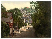 3 victorianos VIEWS Imágenes Launceston De St Stephens Castillo Fotos Antiguas