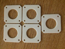 NEMA 17 Stepper Motor 2mm Anti Vibration PTFE dampers (Set of 5) for 3D printers