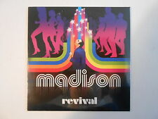MADISON : REVIVAL ( + CLIP ) [ CD SINGLE NEUF PORT GRATUIT ]